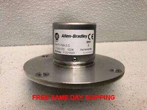ALLEN BRADLEY OPTICAL INCREMENTAL ENCODER 845PY-FW-2-C ITEM 748905-B2