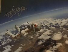 FELIX BAUMGARTNER AUTOGRAPHED AUTO SIGNED PHOTO 11x14 Photo SPACE JUMP Red Bull