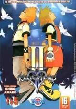 KINGDOM HEARTS II 01 DISNEY MANGA 16