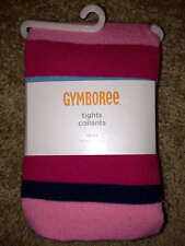 NWT GYMBOREE SMART AND SWEET TIGHTS 10-12 STRIPES Halloween costume