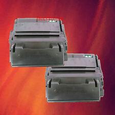 2 Toner Q1339A 39A for HP LaserJet 4300dtn 4300dtns