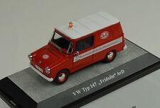 VW Typ 147 Fridolin AVD red 1:43 Premium classixxs