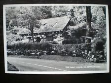 POSTCARD BETTWS-Y-COED THE UGLY HOUSE BUILT 15TH CENTURY BY OUTLAW BROTHERS DENB