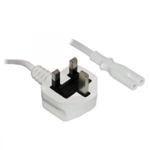 Long 5 m Compatible With Sonos White Play 3 / 5 Connect Amp Power Cable 101253.