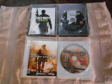 PS3 GAMES: CALL OF DUTY MOD WARFARE 3 METAL CASE + CALL OF DUTY MOD WARFARE 2