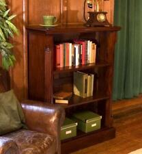 Mahogany Bookcases Furniture 2 Shelves