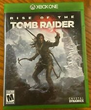 Rise of the Tomb Raider Xbox One Game Great Condition
