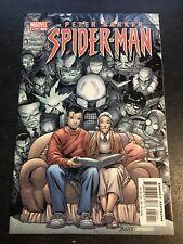Peter Parker Spider-man#50 Incredible Condition 9.4(2003) Buckingham Art!!