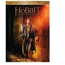The Hobbit: The Desolation of Smaug Two-Disc Special Edition DVD Reg 2 SEALED