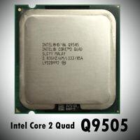 Intel Core 2 Quad Q9505 2.8 GHz Quad-Core CPU Processor 6M 95W 1333 LGA 775 ARDE