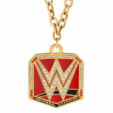 WWE Universal Championship (Red) Pendant NEW