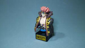 "One Piece Statue 01 EUSTASS "" CAPTAIN "" KID PIRATES Bandai"