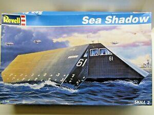 Revell 1:144 Scale U.S. Navy Lockheed Sea Shadow Model Kit - Kit # 5107