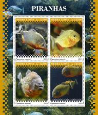 Sierra Leone 2019  fauna  Piranhas fishes    S201911