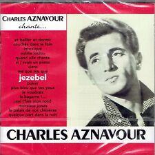 CD - CHARLES AZNAVOUR - Jezebel