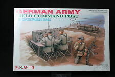 YL103 DRAGON 1/35 maquette 3823 German Army Field Command Post Quatermaster