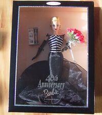 1999 40th Anniversary Barbie Doll Collector Edition NIB