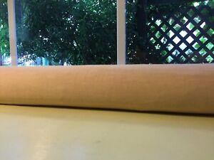 Draft Stopper Cedar Filled Door Window Draftstopper Breeze Blocker Beige