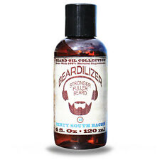Beardilizer ® Beard Oil Collection - #12 Dirty South Bacon 4 Oz - 100% Natural