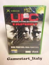 UFC TAPOUT (XBOX) NUOVO SIGILLATO NEW PAL VERSION