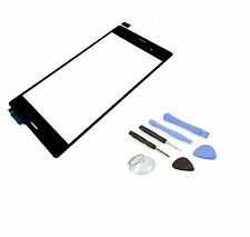 Glass Screen Sony Xperia Z3 Touch Screen Screen Digitiser Black+Tool