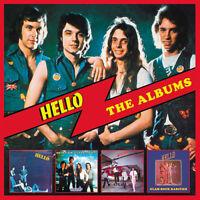Hello : The Albums CD Deluxe  Box Set 4 discs (2016) ***NEW*** Amazing Value
