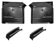 Cab Floor Pan Sections Floor Supports Kit for 67-72 Chevy GMC Pickup Blazer
