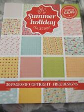 SUMMER HOLIDAY PAPERS & TAGS