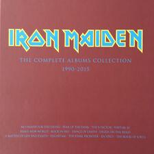 Iron Maiden The Complete Albums Collection 1990-2015 2x VINYL LP BOX SET