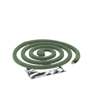 Coghlans Mosquito Insect Repellent Travel Camping  Smoke Coils x 10