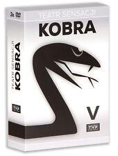Teatr Sensacji Kobra - Vol. 5 (DVD 3 disc) teatr TV POLISH POLSKI