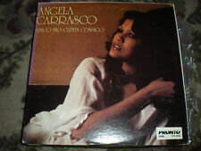 Angela Carrasco-Amigo Mio Cuenta Conmigo-Lp-PRONTO Records /Latin Pop/Angela Car