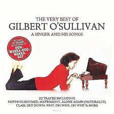 Gilbert O'sullivan a Singer and His Songs Very Best of CD 22 Greatest Hits