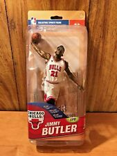 McFarlane NBA 28, Jimmy Butler Chicago Bulls Collector Level Chase Variant CL