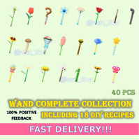 Wand Complete Collection DIY Set 40 pcs FASTEST!!!