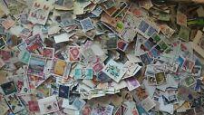 1 KG (1 KILO) World Off Paper Stamps Mixture