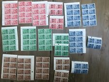 Ghana - 2 Sets in blocks - MNH - ideal for collection or resale.
