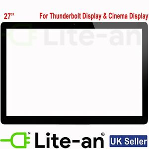27inch Compatible LCD Screen Display Glass Front Panel Cover for iMac A1407