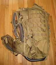 Eberlestock Gunslinger II Special OPS Pack Coyote Brown with INTEX-II Frame