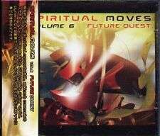 Spiritual Moves vol.6 / Future Quest - CD - NEW SPACE MONKEY TOAST3D WIZZY NOISE