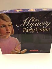 American girl Kit's Mystery Party Game Birthday Party Game Ages 8+