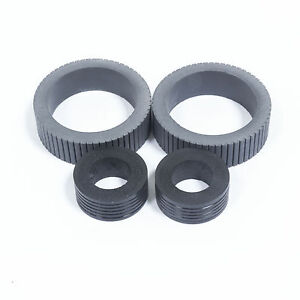 PA03670-0001 PA03670-0002 Pick Roller Tire For Fujitsu fi-7160 7180 7280 Printer