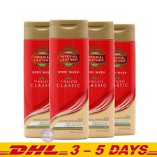 * Imperial Leather Classic Body Wash Moisturizer & Conditioner 200 ml x 4