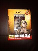 "Eaglemoss Carol Rifle The Walking Dead Collector Model 3.5"" Figure Booklet New"