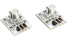 Velleman Kit - VMA317 - Ir Receiver Modules For Arduino - Pack Of 2