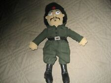 "Che Guevarra Stuffed Doll. 15"" Tall. Excellent condition. 1990's?"
