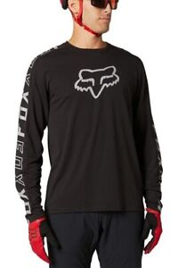Fox Racing MENS RANGER DRIRELEASE® LONG SLEEVE JERSEY MTB Mountain Bike Bicycle