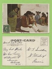 North America Posted Collectable Ethnic Postcards