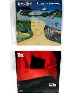 CD LOT | Billy Joel : River of Dreams + Storm Front | *MINT* | *FREE SHIPPING*