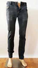 Diesel Krayver Blue Men`s Jeans Size-W27 Used Fashion Stylish 100%Cotton Great